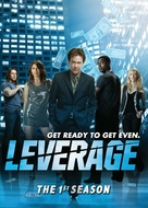 """Leverage"" - DVD movie cover (xs thumbnail)"