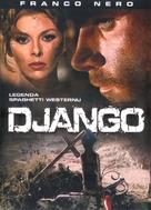 Django - Czech DVD movie cover (xs thumbnail)