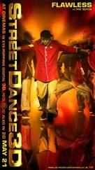 StreetDance 3D - British Movie Poster (xs thumbnail)