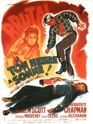 Coroner Creek - French Movie Poster (xs thumbnail)