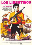 The Adventurers - Spanish Movie Poster (xs thumbnail)
