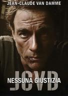 J.C.V.D. - Italian DVD cover (xs thumbnail)