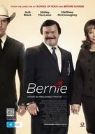Bernie - Australian Movie Poster (xs thumbnail)