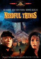 Needful Things - DVD cover (xs thumbnail)