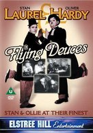 The Flying Deuces - British DVD cover (xs thumbnail)