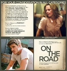 On the Road - For your consideration movie poster (xs thumbnail)