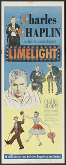 Limelight - Theatrical poster (xs thumbnail)