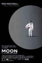 Moon - Dutch Movie Poster (xs thumbnail)