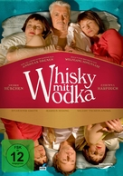 Whisky mit Wodka - German DVD cover (xs thumbnail)