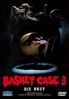 Basket Case 3: The Progeny - German DVD cover (xs thumbnail)