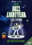 """Buzz Lightyear of Star Command"" - German DVD movie cover (xs thumbnail)"