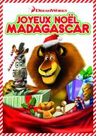 Merry Madagascar - French DVD cover (xs thumbnail)