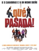 Purely Belter - Spanish Movie Poster (xs thumbnail)