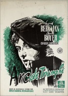 Arch of Triumph - Dutch Movie Poster (xs thumbnail)