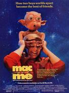 Mac and Me - Video release poster (xs thumbnail)