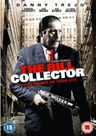 The Bill Collector - British DVD cover (xs thumbnail)