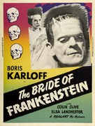Bride of Frankenstein - Re-release movie poster (xs thumbnail)