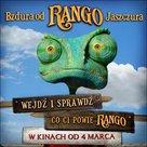Rango - Polish Movie Poster (xs thumbnail)