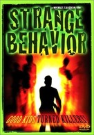 Strange Behavior - DVD cover (xs thumbnail)