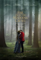 Far from the Madding Crowd - Movie Poster (xs thumbnail)