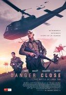 Danger Close: The Battle of Long Tan - Australian Movie Poster (xs thumbnail)