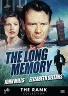 The Long Memory - DVD cover (xs thumbnail)