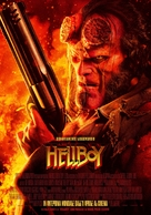 Hellboy - Italian Movie Poster (xs thumbnail)