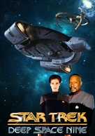 """Star Trek: Deep Space Nine"" - Movie Poster (xs thumbnail)"