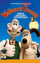 Wallace & Gromit: The Best of Aardman Animation - Movie Cover (xs thumbnail)