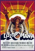 Lisztomania - German Movie Poster (xs thumbnail)