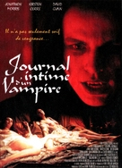 Vampire Journals - French Movie Poster (xs thumbnail)