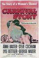 Carnival Story - Movie Poster (xs thumbnail)