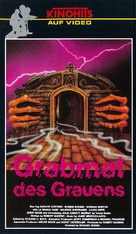Mausoleum - German VHS cover (xs thumbnail)