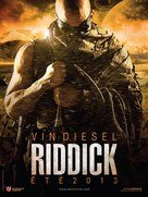Riddick - French Movie Poster (xs thumbnail)
