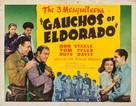 Gauchos of El Dorado - Movie Poster (xs thumbnail)