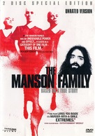 The Manson Family - DVD cover (xs thumbnail)