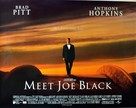 Meet Joe Black - British Movie Poster (xs thumbnail)