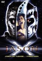 Jason X - Danish Movie Cover (xs thumbnail)