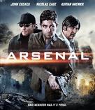 Arsenal - Canadian Blu-Ray movie cover (xs thumbnail)