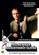 The MacKintosh Man - Czech DVD cover (xs thumbnail)