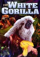 The White Gorilla - DVD cover (xs thumbnail)
