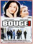 Bouge! - French Movie Poster (xs thumbnail)