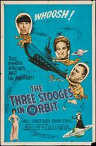 The Three Stooges in Orbit - Movie Poster (xs thumbnail)