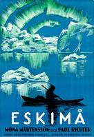 Eskimo - Swedish Movie Poster (xs thumbnail)