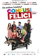 Confusi e felici - Italian Movie Poster (xs thumbnail)