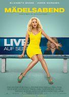 Walk of Shame - German Movie Poster (xs thumbnail)