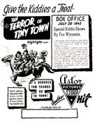 The Terror of Tiny Town - poster (xs thumbnail)