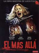 E tu vivrai nel terrore - L'aldilà - Spanish DVD movie cover (xs thumbnail)