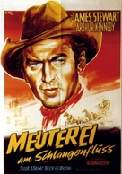 Bend of the River - German Movie Poster (xs thumbnail)