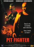 Pit Fighter - French Movie Cover (xs thumbnail)